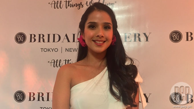 Maxene Magalona will not be having