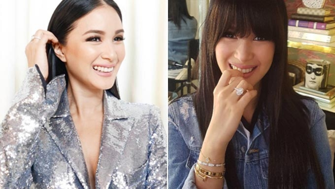 Say hello to Heart Evangelista's new look!