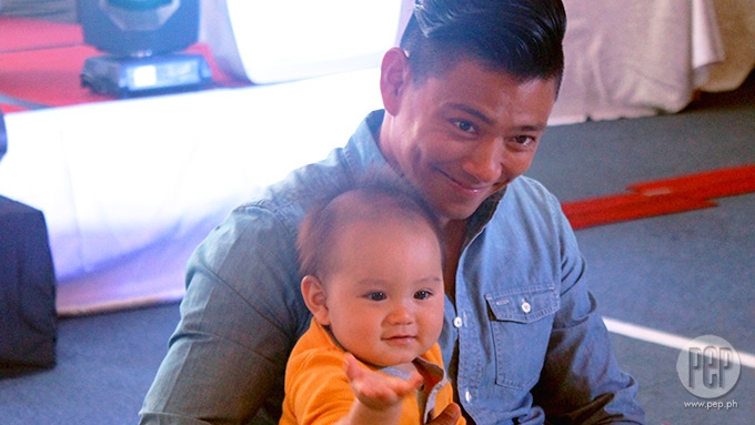 Drew Arellano reveals the frustrations of a working dad