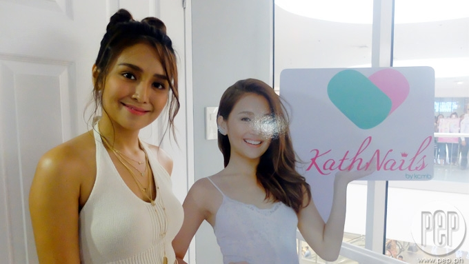 Kathryn turns passion into business, opens first nail salon