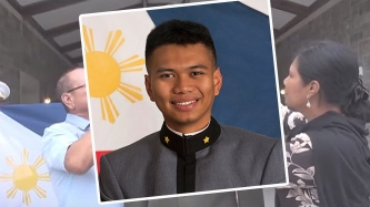 Meet the Filipino cadet who graduated from U.S. Military Academy with honors