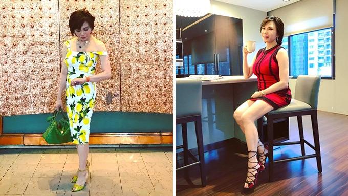 Vicki Belo spotted by Stefano Gabbana's fashion radar