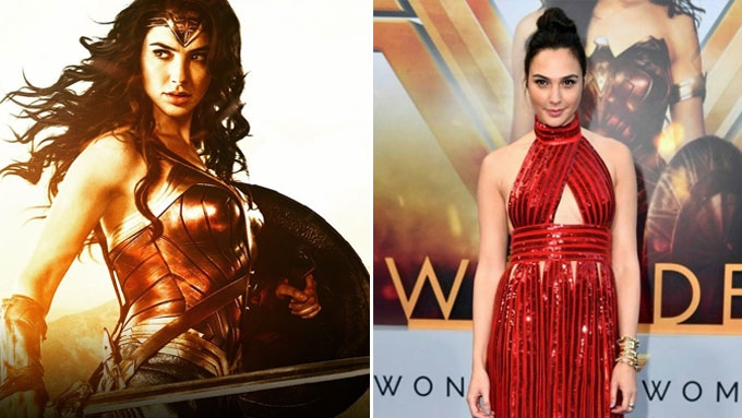 Gal Gadot completes red-carpet look with sandals worth $50