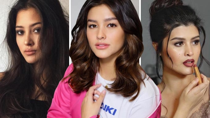 Liza Soberano and her look-alikes, who resembles her most?