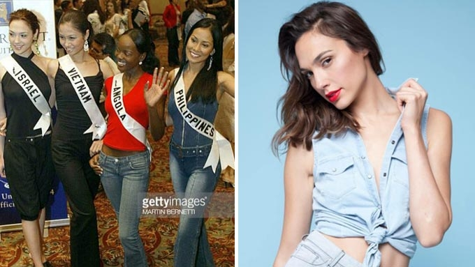 The Miss Universe past of Wonder Woman's Gal Gadot