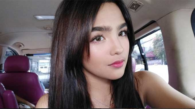 Andrea Brillantes's beauty secret costs less than 10 pesos