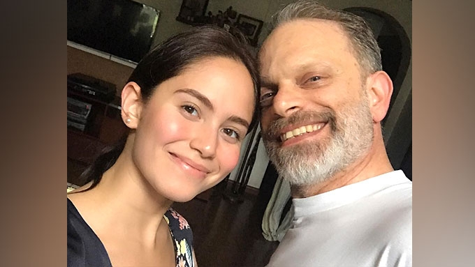 Jessy Mendiola reunited with dad after four years