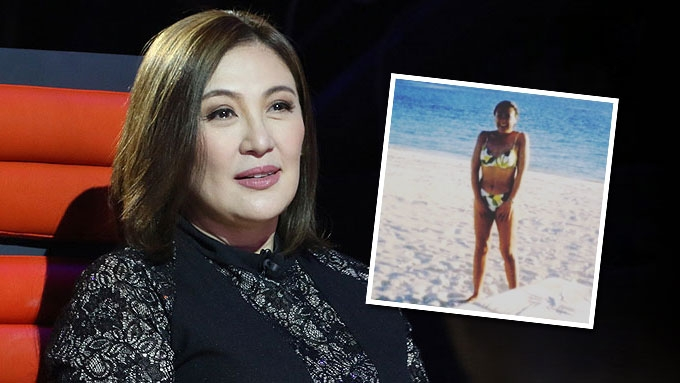 Sharon Cuneta's throwback swimsuit photos wow fans