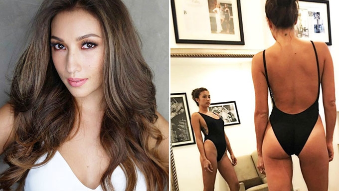Solenn has the perfect response to
