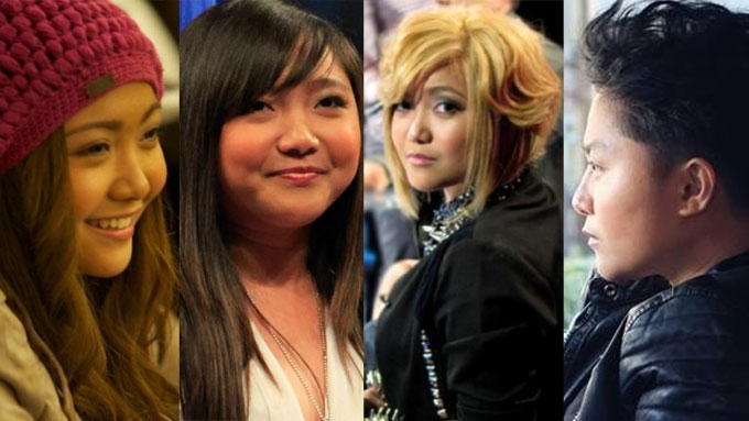 The Hairstyle Evolution Of Charice Pempengco Aka Jake