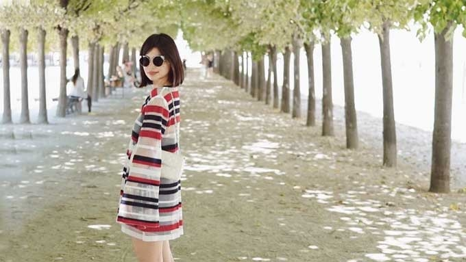 Anne Curtis wears show-stopping OOTDs in France