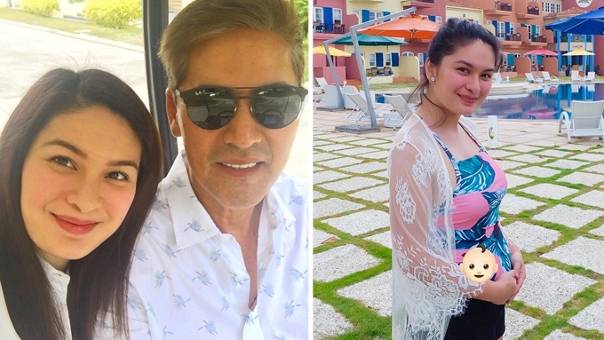 Pauleen and Vic Sotto have a name for first baby