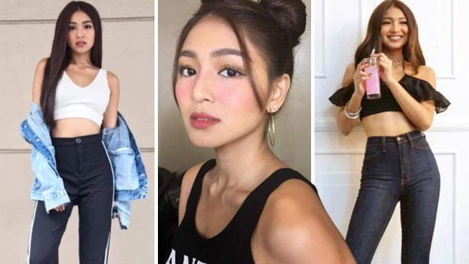 Three reasons why Nadine Lustre is the 2017 FHM Sexiest
