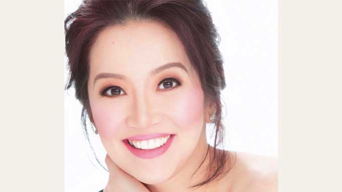 Kris Aquino's secret to killer kilay is a 35-dollar serum
