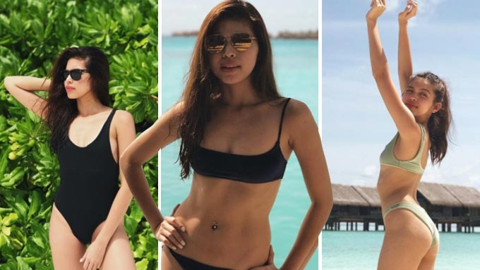 Maine Mendoza's secret to her trending bikini photos