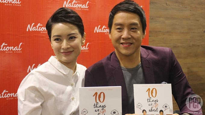 Why Richard and Maricar advise couples: Mag-away kayo!