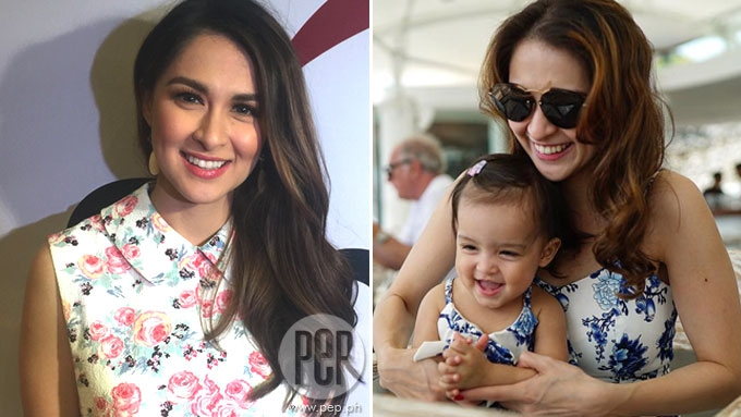 Marian Rivera excludes spanking when disciplining Baby Zia