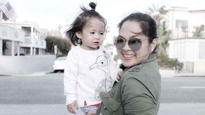 Judy Ann Santos finds a 'little chef' in Baby Luna