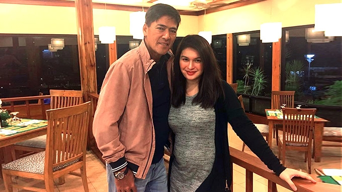 See the future home of Vic and Pauleen Sotto's little one
