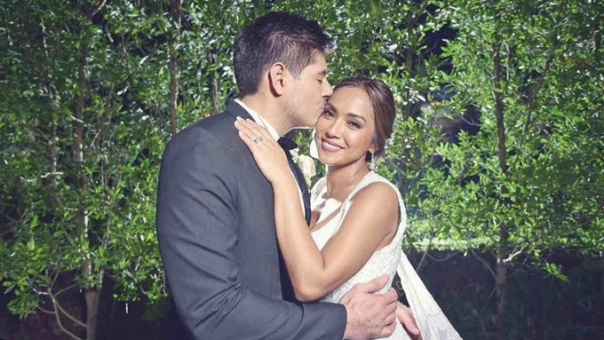 Arthur Solinap, Rochelle Pangilinan's vows are tearjerkers!