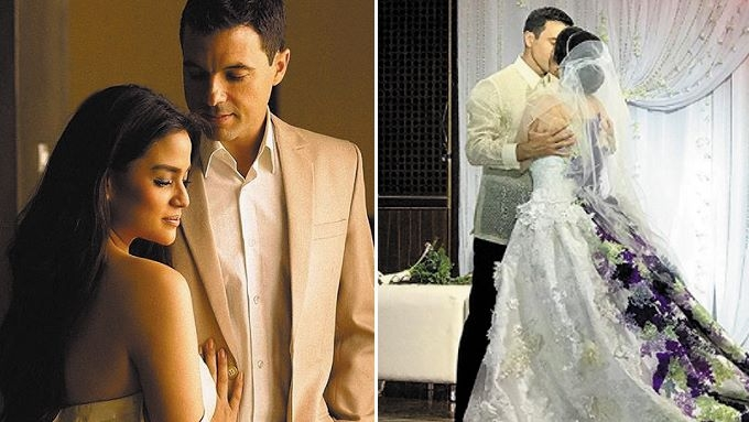 Jerika Ejercito ties the knot with Spanish boyfriend