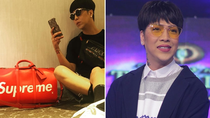 Vice Ganda's luxurious love affair with LV X Supreme items