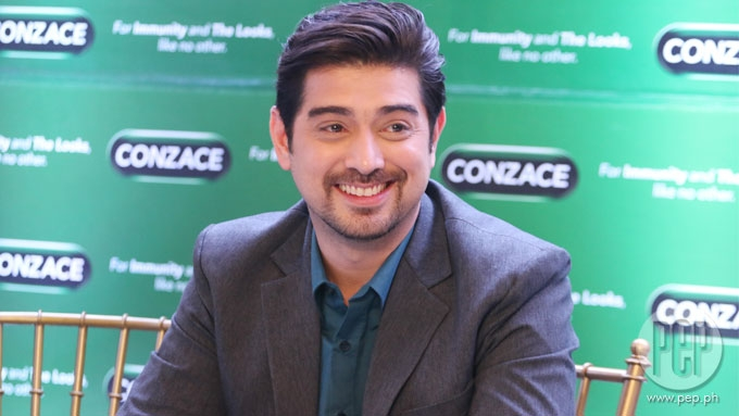 Ian Veneracion not worried about manliligaw of daughter