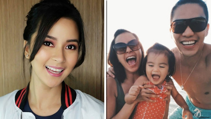 Bianca Gonzalez reveals some truths about motherhood