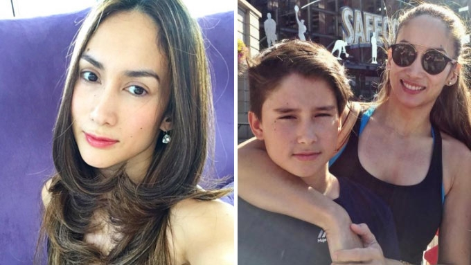 Ina Raymundo on teenage kids: