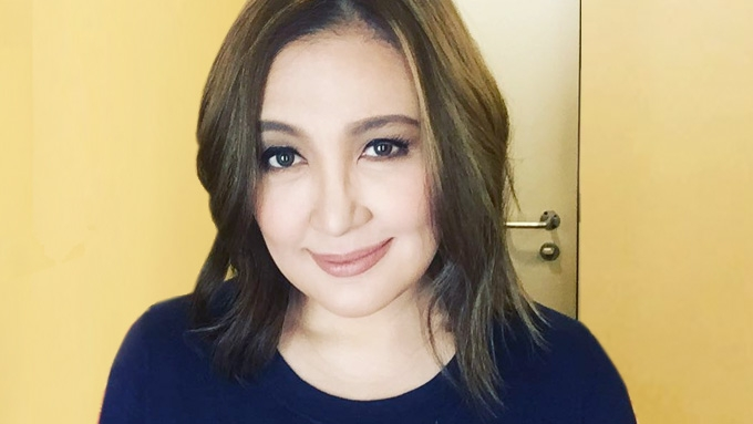 Sharon shows off her P2M