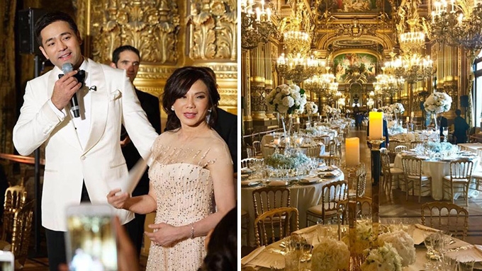 IN PHOTOS: Dra. Vicki Belo and Hayden Kho's Paris wedding