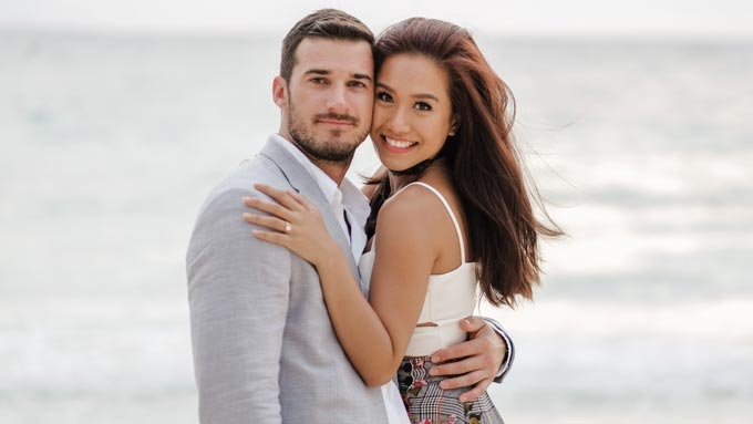 IN PHOTOS: Engagement of Rachelle Ann Go to Martin Spies