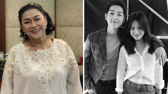 Lolit Solis goes gaga over Song Song Couple's wedding