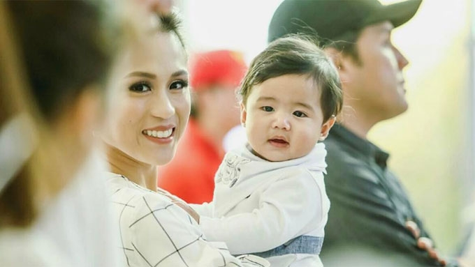 Toni Gonzaga swears by the slimming effect of breastfeeding