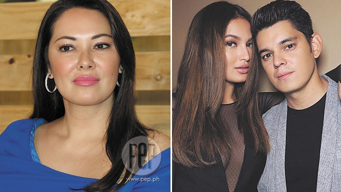 Ruffa Gutierrez gives the lowdown on Richard-Sarah wedding