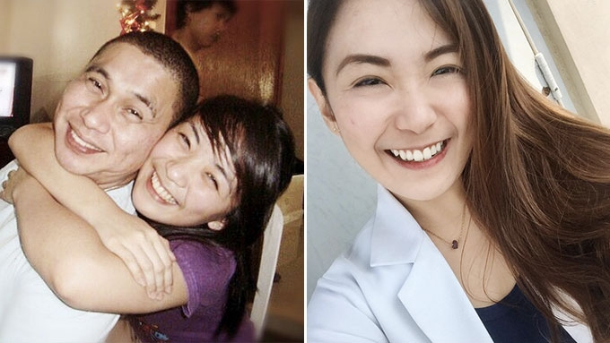 Jose Manalo's daughter Myki is now a licensed doctor