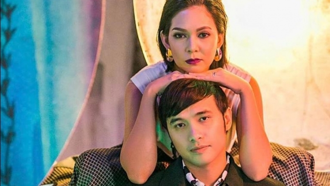 See Chynna and Kean's artsy prenup photos