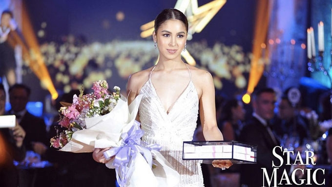 Julia Barretto and other Star Magic Ball 2017 winners