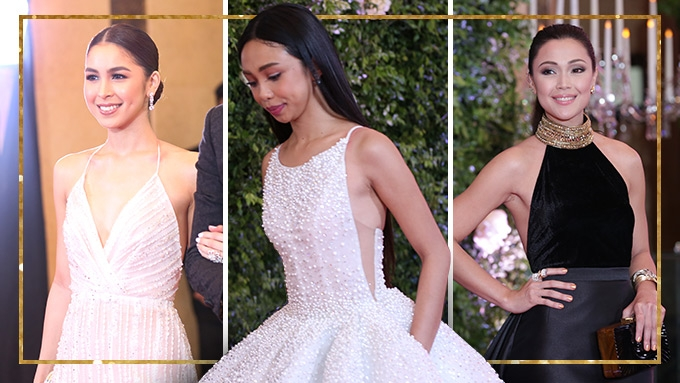 Mark Bumgarner designs that slayed at the Star Magic Ball