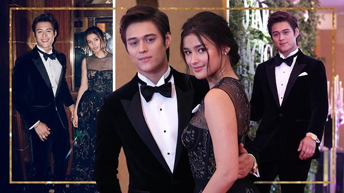 Enrique and Liza wear