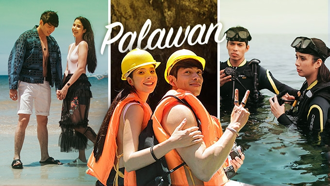 Maxene conquers fears in Palawan trip with fiancé Rob
