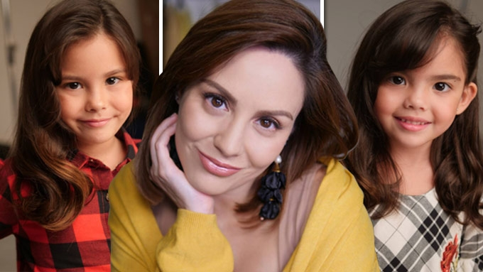 Cheska Garcia believes in early skin care for daughters