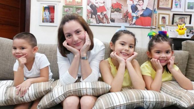 Cheska's tip on teaching kids independence:
