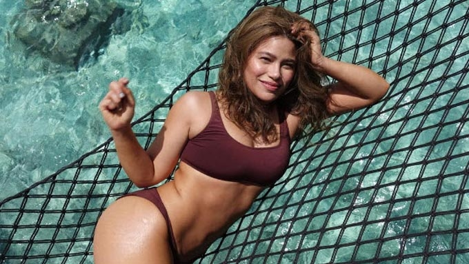 Denise Laurel sets Instagram on fire with her bikini photos