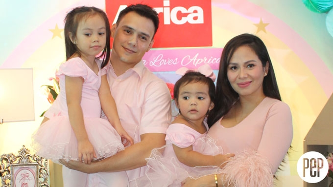 Patrick and Nikka Garcia hold baby shower for third child