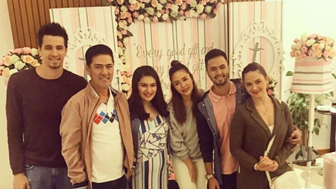 Pauleen emotional about Danica's promise during baby shower