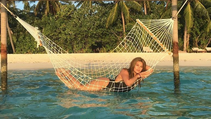 Denise Laurel tells women to embrace their stretch marks