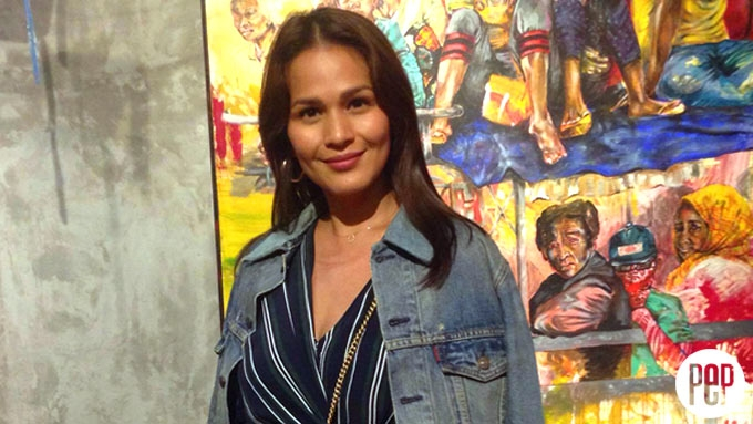Iza Calzado excited to be engaged, but no wedding plans yet