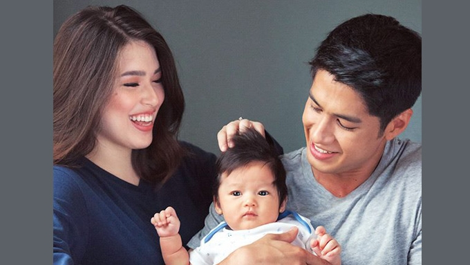 Thanks to Aljur Abrenica, new mom Kylie Padilla now gets more sleep!