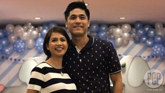 Kaye Abad reveals fear for hubby Paul Jake when she gives birth